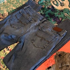 Lucky Brand Jeans - Lucky Brand Lolita Skinny Stretch Jeans Size 28